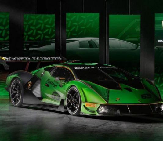 Hanya Tersedia 40 Unit di Dunia, Ini Harga Lamborghini Essenza SCV12