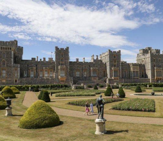 Setelah 40 Tahun, Taman Kastil Windsor Akhirnya Kembali Dibuka