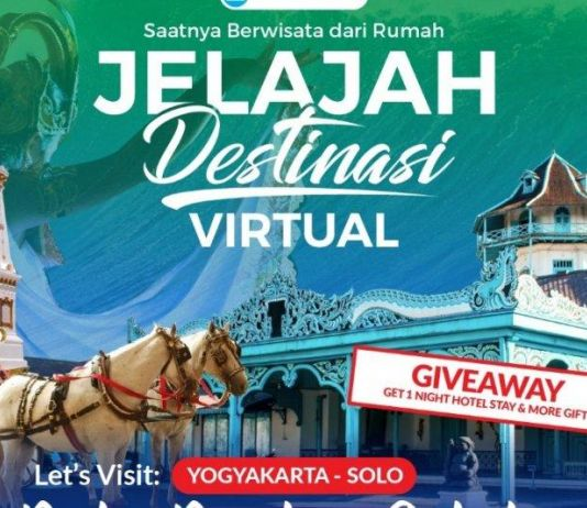 Rayakan Kemerdekaan, Ini Wisata Virtual Menapaki Jejak Kerajaan Jawa
