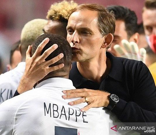 PSG Lolos ke Semifinal Jadi Kado Ulang Tahun Pelatih PSG