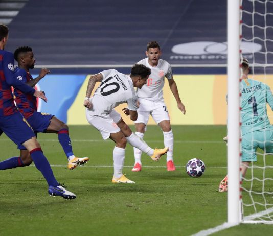 Bayern Munich Lanjut ke Semifinal usai Pemainnya Cetak 8 Gol ke Gawang Barca