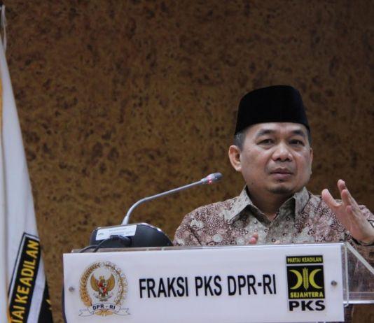 Soroti Pidato Jokowi soal Ekonomi 2021, PKS: Buktikan! Jangan Sampai Makan Janji Sendiri