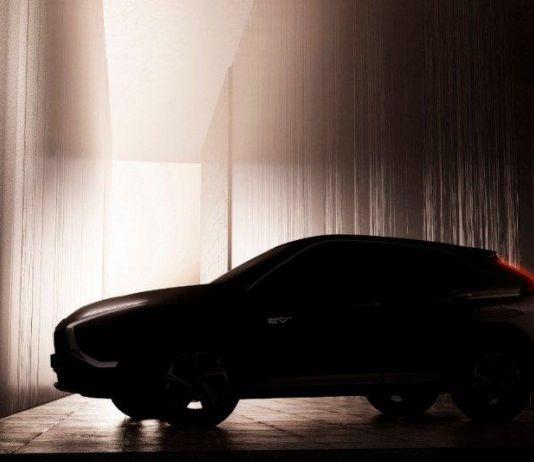 Intip Tampilan Terbaru Mitsubishi Eclipse Cross