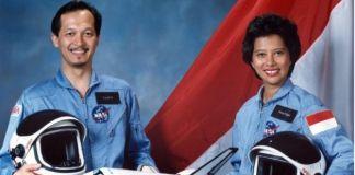Terungkap, Ini Penyebab Astronaut Perempuan Indonesia Batal Ikut Misi ke Luar Angkasa