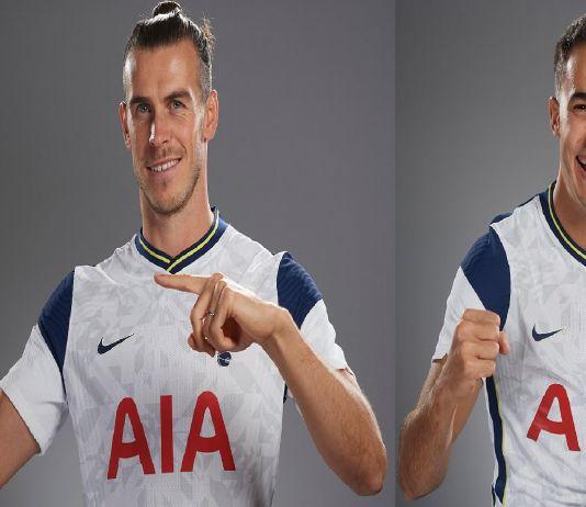 Tottenham Resmi Umumkan Transfer Bale dan Reguilon dari Madrid