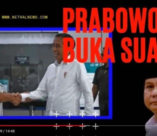 Prabowo Buka Suara Soal Jokowi hingga Omnibus Law