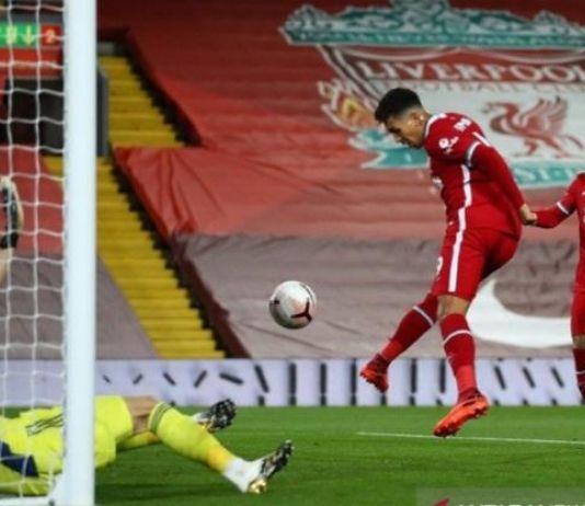 Kalahkan Sheffield United, Liverpool Ganggu Kepemimpinan Everton di Klasemen Liga Inggris
