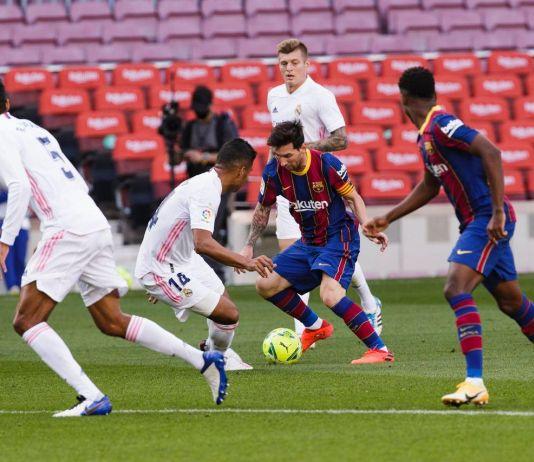 Kritik Manajemen Barca, Pique Sebut Nama Messi Layak Dipakai untuk Stadion Baru