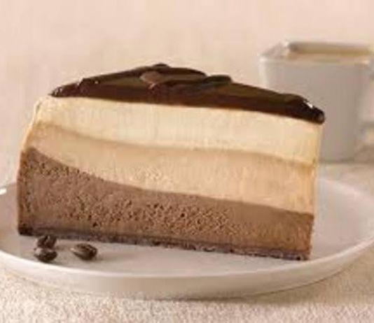 Cheese Cake Lapis Coklat dengan Tekstur Lembut, Begini Cara Membuatnya