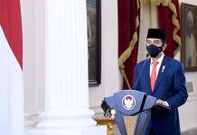 Peringatan Maulid Nabi Muhammad, Jokowi Ajak Umat Islam Teladani Akhlak Rasulullah