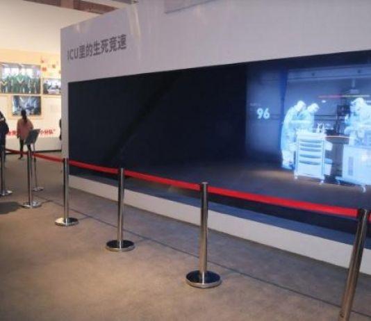 Wow, Museum AntiCOVID-19 di Wuhan Dikunjungi Sekitar 3.000 Orang Setiap Harinya