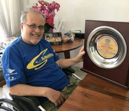Kabar Duka dari Dunia Otomotif, Helmy Sungkar Tutup Usia