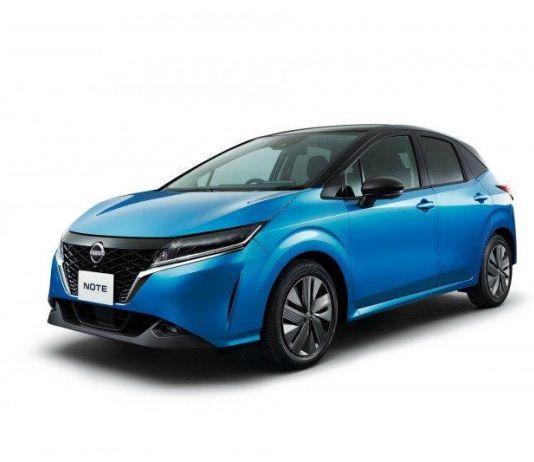 All-New Nissan Note 2021 Meluncur, Ini Tanggal Resmi Penjualannya
