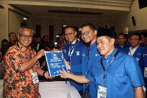 PAN Mendaftar sebagai Partai Peserta Pemilu 2019