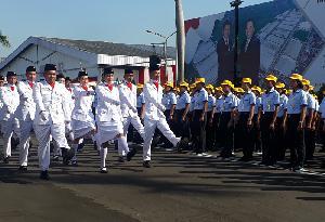 Upacara 17 Agustus di Sritex, Surakarta
