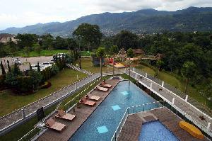 Pesona Alam Resort and Spa Tawarkan Alam yang Natural
