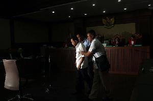 Sidang Perdana Setya Novanto di Pengadilan Tipikor