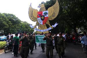PKB Mendaftar ke KPU sebagai Partai Peserta Pemilu 2019