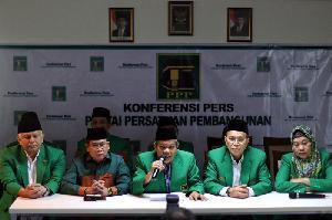 PPP Muktamar Jakarta Akan Gelar Mukernas
