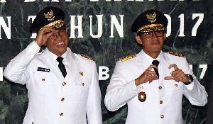 Sertijab Gubernur dan Wakil Gubernur DKI Jakarta 2017-2022