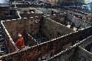 Kebakaran Hanguskan Puluhan Rumah di Cipinang Muara