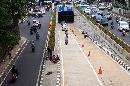 Uji Coba <i>Underpass</i> Kartini, Lebak Bulus