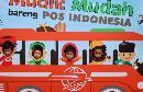 Mudik Bareng bersama PT Pos Indonesia