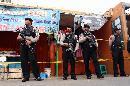 Penggerebekan Terduga Teroris di Tangerang