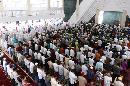 Tarawih Pertama Ramadan 1438 Hijriah