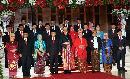 Pidato Kenegaraan, Jokowi-JK Gunakan Pakaian Adat