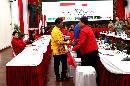 Pertemuan Sekjen Partai Koalisi dan Delegasi Jepang