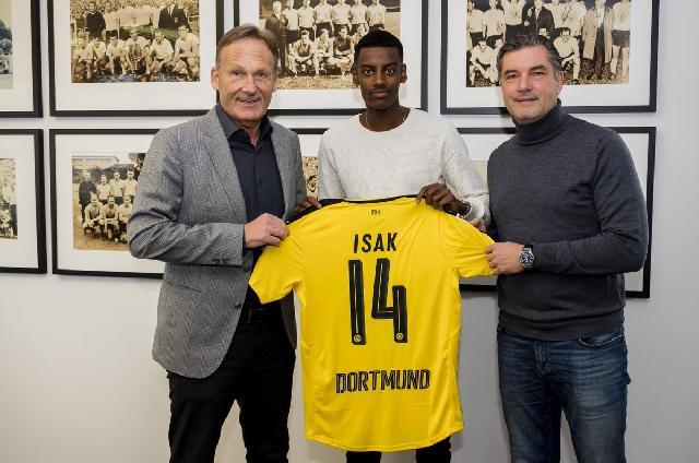 Salip Madrid, Dortmund Resmi Gaet