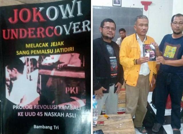 Usut Buku <i>Jokowi Undercover</i> Penyidik Andalkan Bukti dan Saksi Lain