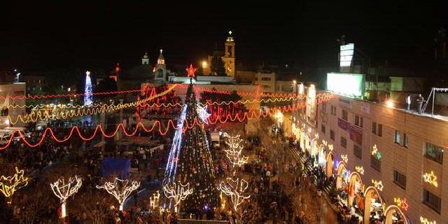 Ini Tradisi Natal di Kota Betlehem