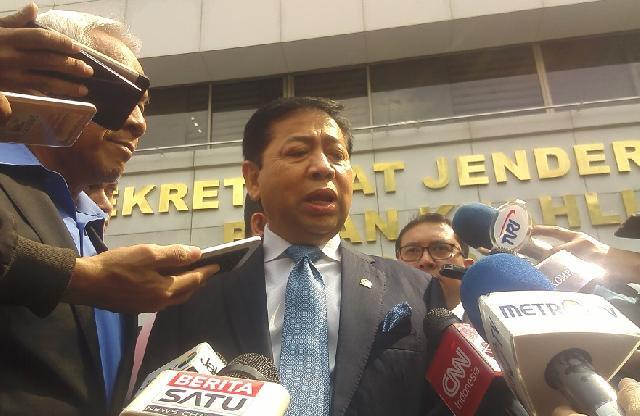 Redam Situasi, Ketua DPR Siap Bangun Komunikasi dengan SBY