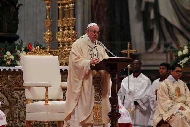 Ini Harapan Pemimpin Umat Katolik Sedunia terhadap Presiden AS