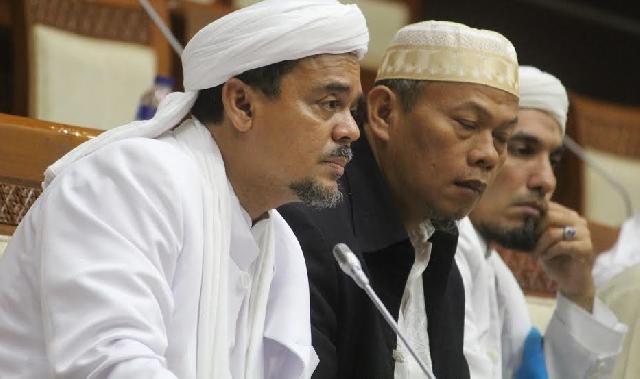 Polda Jabar: Habib Rizieq Siap Diperiksa, Bukan DPO