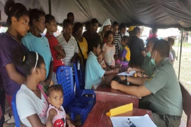 Puskesmas Kotaraja Jayapura Telah Layani 442 Ibu Hamil