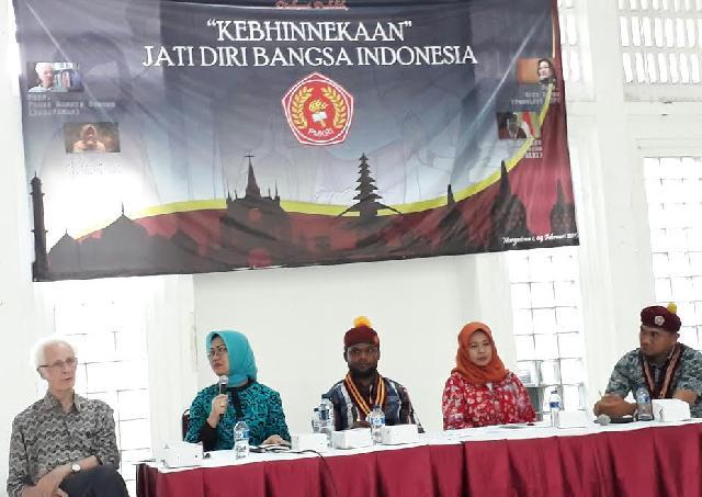 PMKRI: Indonesia Alami Kesenjangan Tak Percaya Pancasila