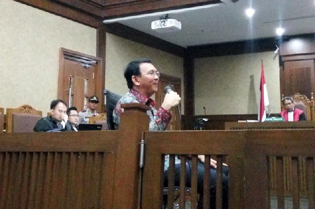 Ahok: Anda Ini Bela Pengembang atau Sanusi? - www.netralnews.com