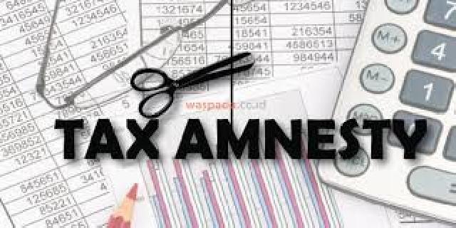 <i>Tax Amnesty</i> Bukan Lampu Aladin