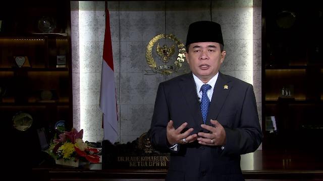 Ade Komarudin Ajak Pemuda Indonesia Hidupkan ''Roh'' Sumpah Pemuda
