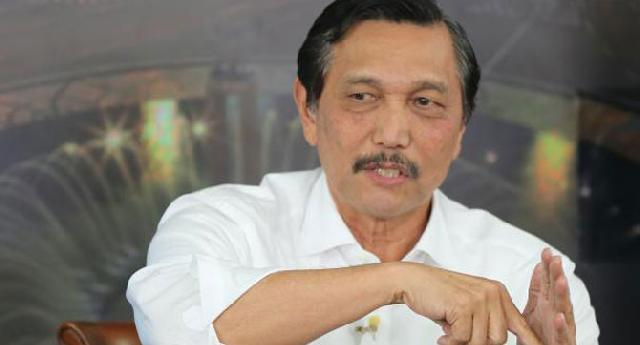 Luhut: Besok Presiden Tetap <i>Ngantor</i>