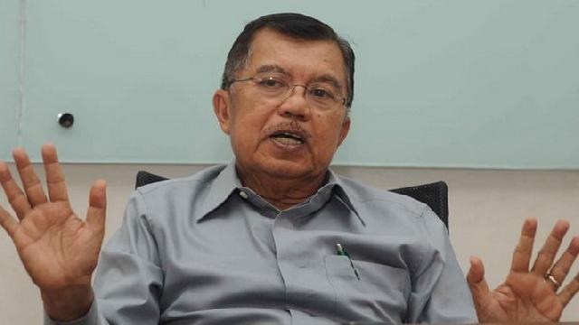 JK Tegaskan Cuitan Twitter SBY Bersifat Pribadi