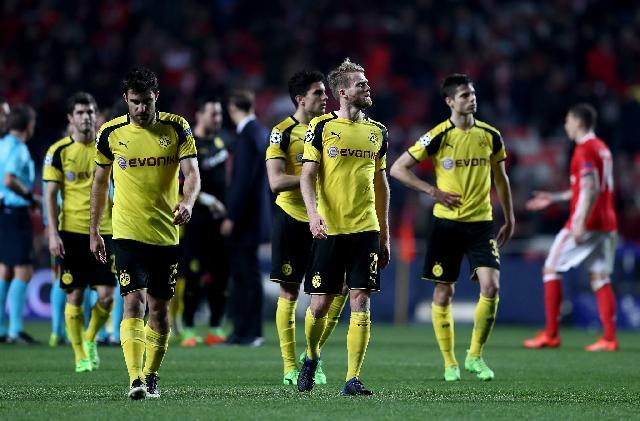 Tampil Dominan, Dortmund Telan Kekalahan