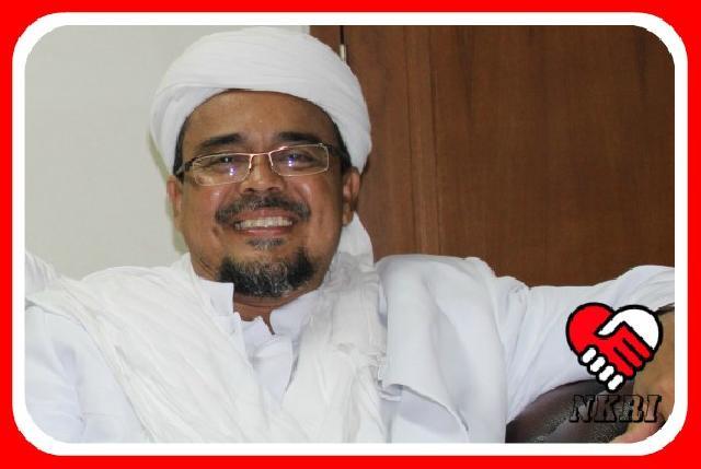 Hari Ini Massa Habib Rizieq ke Polda Metro terkait Palu Arit