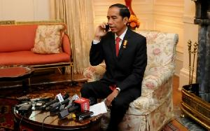 Presiden Jokowi: Trump Bilang Dia Punya Bisnis di Indonesia
