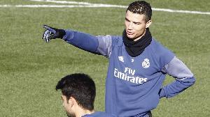 Dua Tahun Absen, Ronaldo