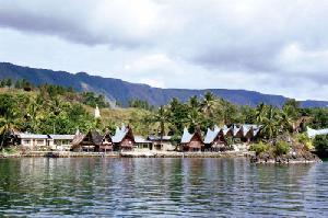Begini Cerita Asal Mula dan Sejarah Pulau Samosir