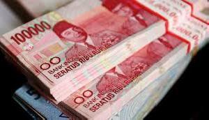 Rabu Petang, Rupiah Melemah ke Rp13.347 per Dolar